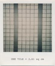 light and medium grey tiles (Alan Charlton)