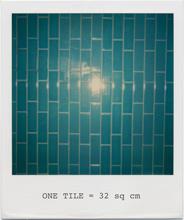 blue tiles (Yves Klein)